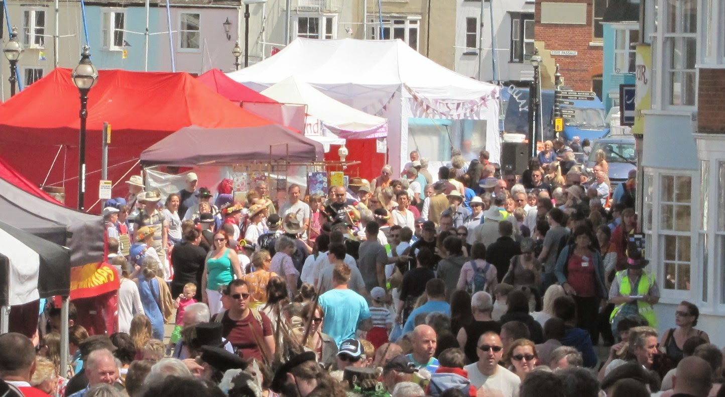 Wessex Folk Festival Weymouth Harbourside 30th May 31st May 1st June 2014