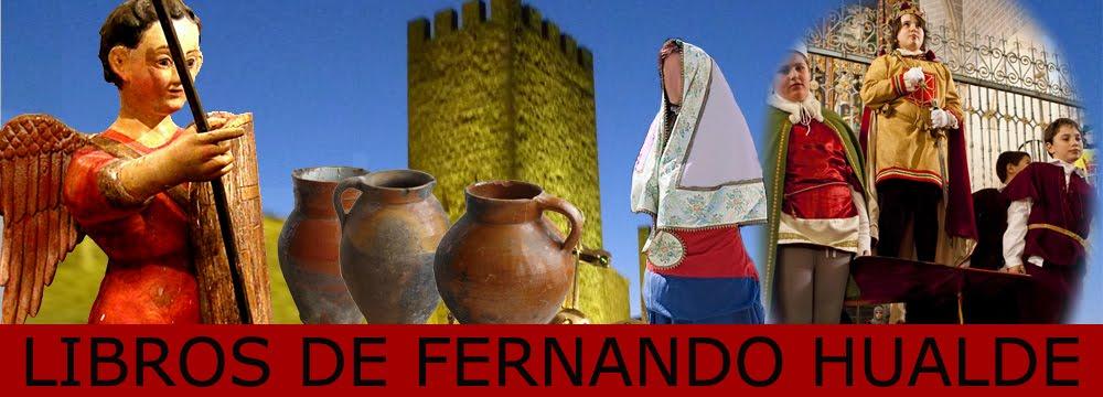 LIBROS DE FERNANDO HUALDE