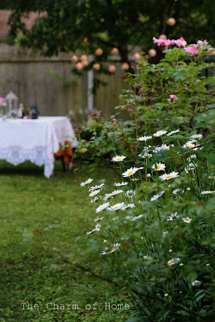 Mad Tea Party '15:The Charm of Home
