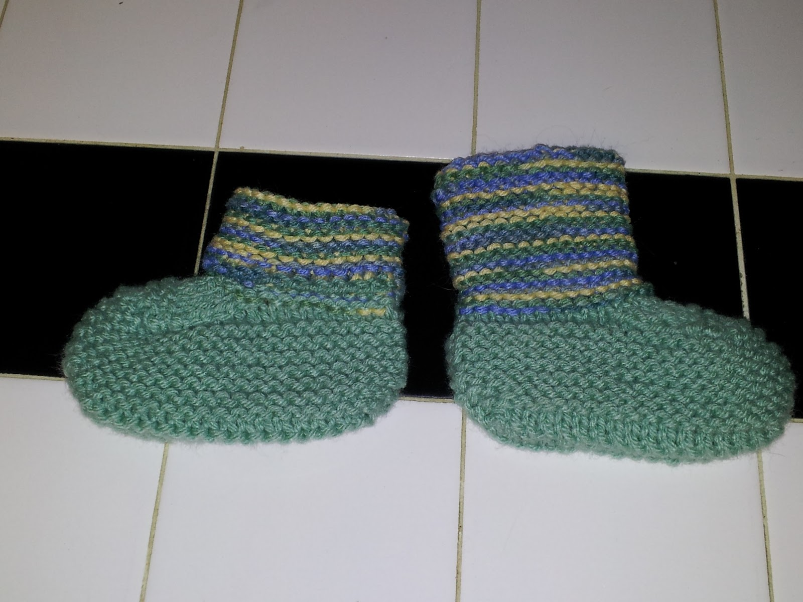 Knitting Increase Purlwise : Knitting is a romantic drama seamless bootie boots