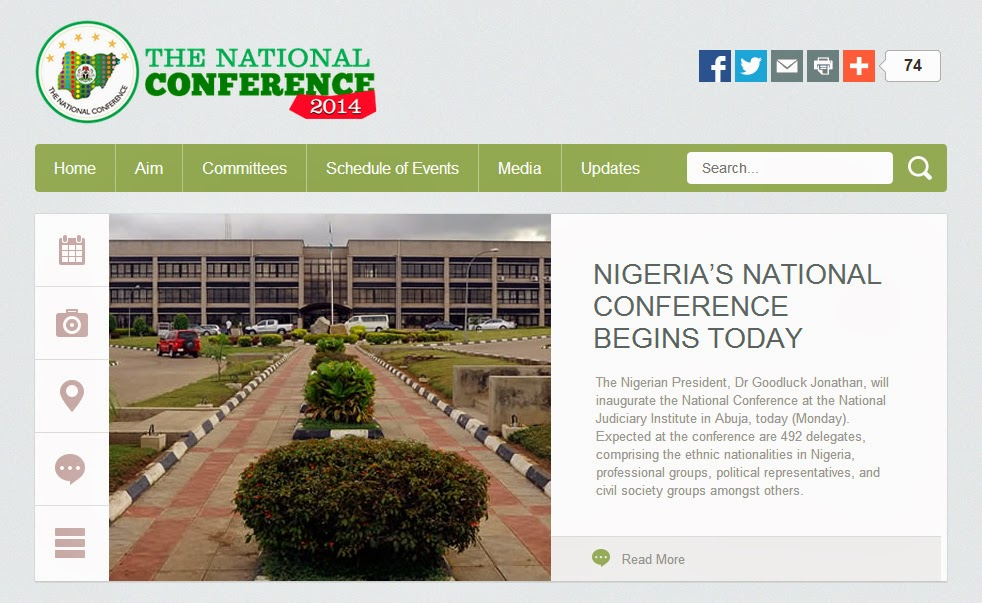 Click to View The National Conference Website