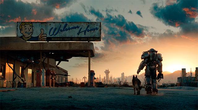 Imagen del traíler de Fallout 4
