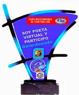 Galardón dia del poeta virtual--Otorga_Rosemarie Parra