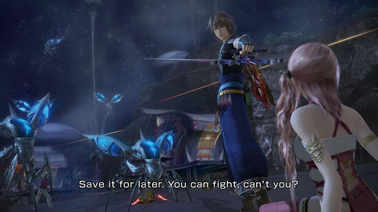 FINAL FANTASY XIII-2 E3 TRAILER