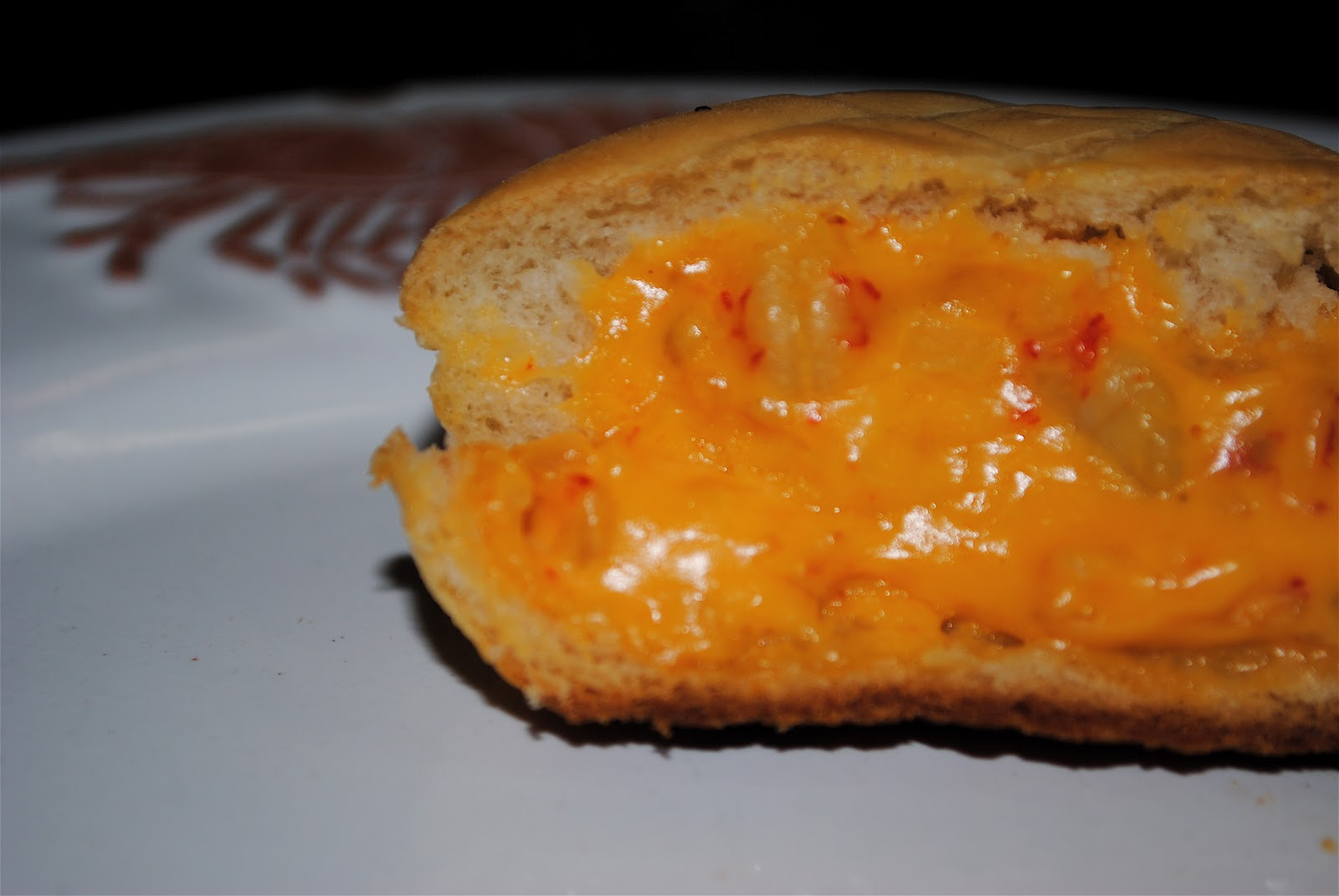 how to make cheese whiz spicy
