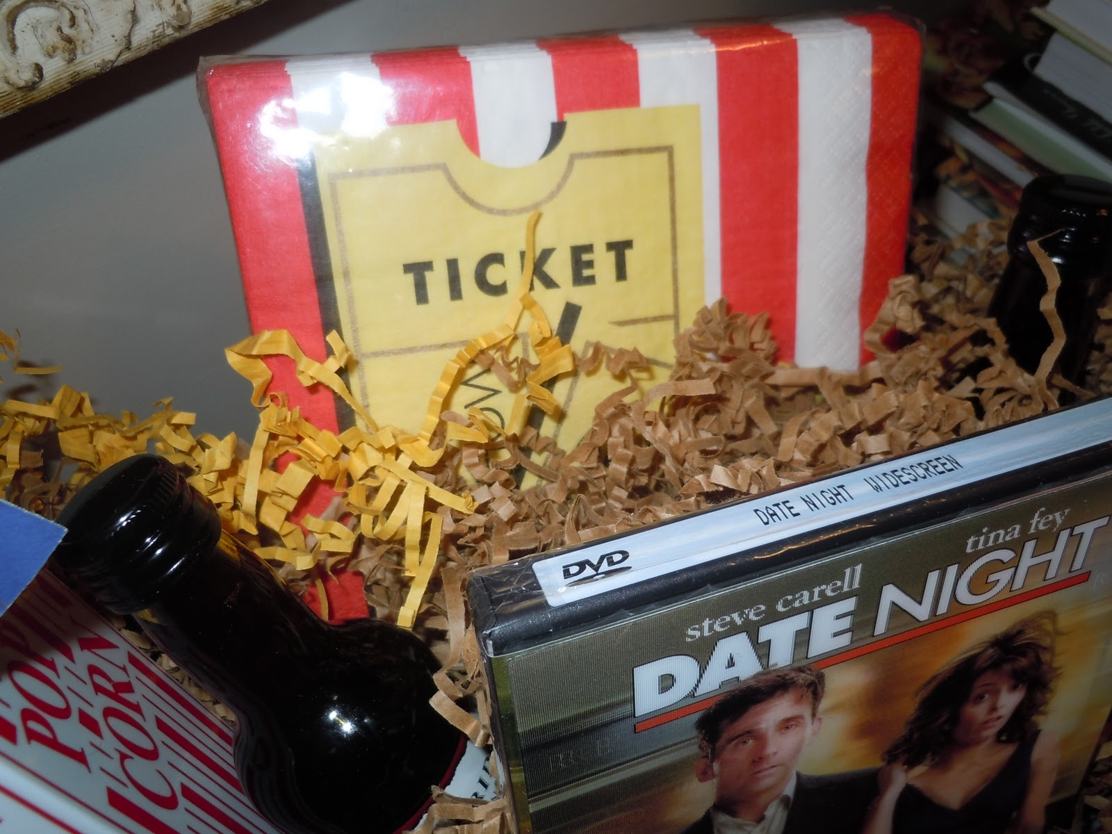 I Do Declare Gift Idea Date Night Gift Basket