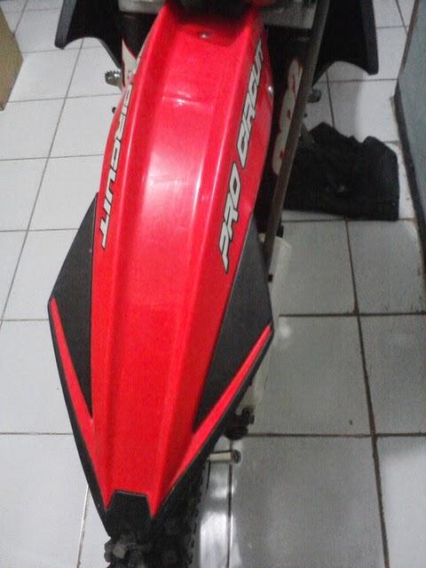 Toko Sepeda Motor KLX Murah: Trail Kawasaki Klx 150cc
