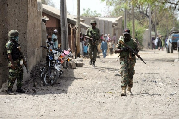 Military dislodge Boko Haram from Damboa & other villages in Borno
