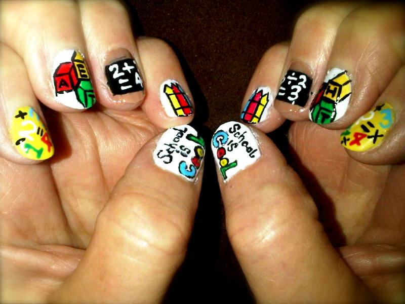 Off The Nail | Nail Artist from London | View nail art designs here ...