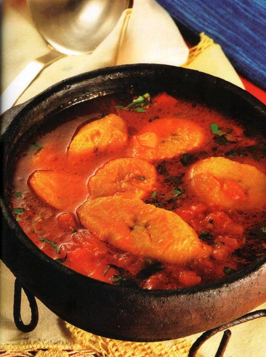 moqueca chicken and plantain moqueca moqueca brazilian cuisine chicken ...