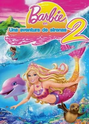 Barbie en una aventura de sirenas 2 (2011)