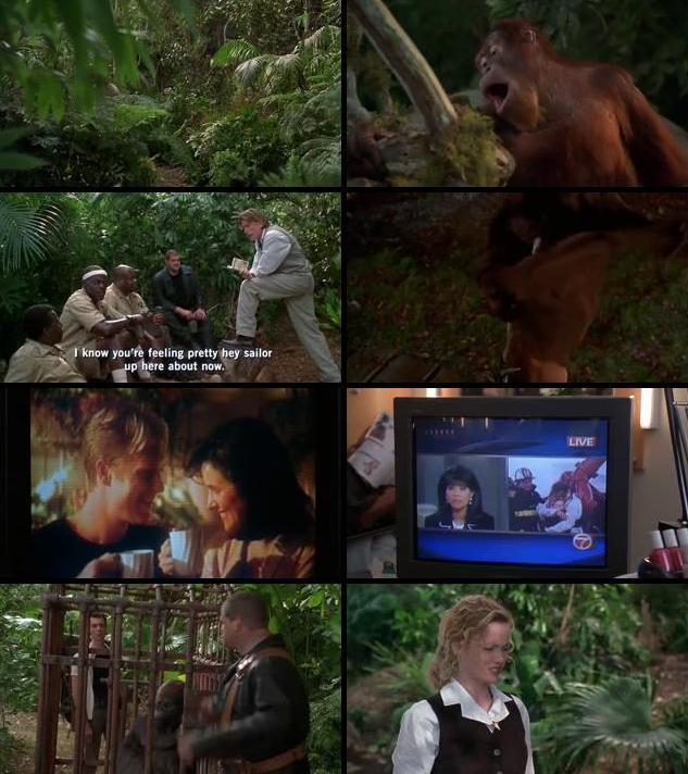 George of the Jungle 1997 Dual Audio Hindi 480p BRRip
