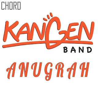 Lirik dan Chord(Kunci Gitar) Kangen Band ~ Anugrah