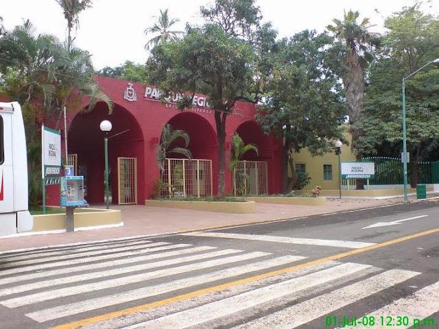 Parque Regional Griselda Álvarez - Colima
