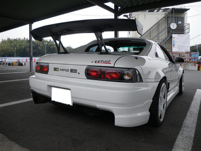Toyota MR2 W20, piękne samochody z lat 90, sportowe fury po tuningu, JDM