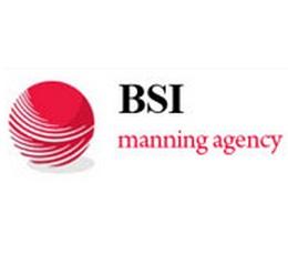Logo PT Bahari Sakti Internasional (BSI)