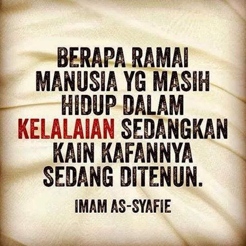 Kata-Kata Hikmah Imam Syafi'i(Muhammad Bin Idris)