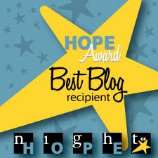 Resolve Hope Award Winner 2012