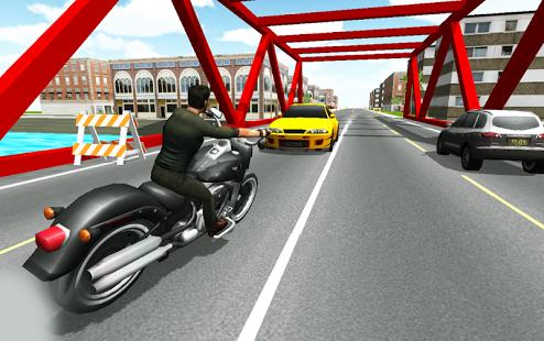 تحميل لعبة سباق الدراجات المميزة للأندرويد مجاناً Moto Racer 3D APK