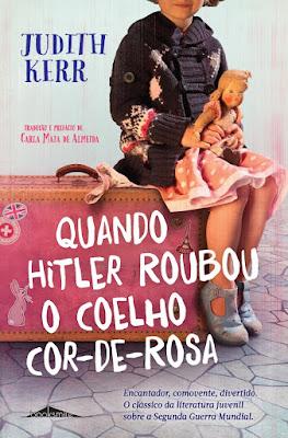 Quando Hitler Roubou o Coelho Cor-de-Rosa, Judith Kerr