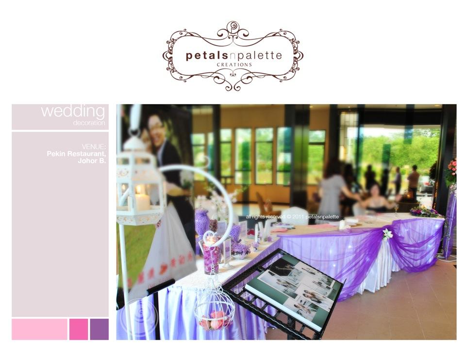 Wedding event decoration wedding decoration malaysia floral wedding decor reception table decor junglespirit Images