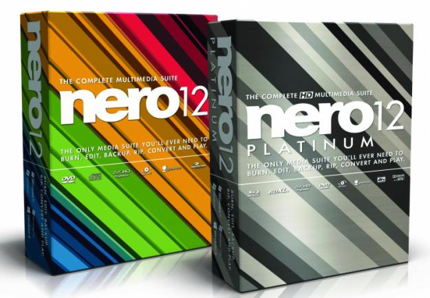 his shadow, for a high quality result. Nero 12: Integrated Software