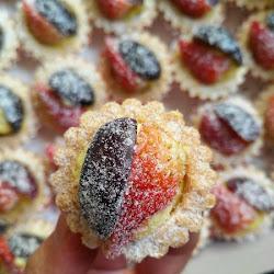 Untuk Tempahan : Fruits Tart