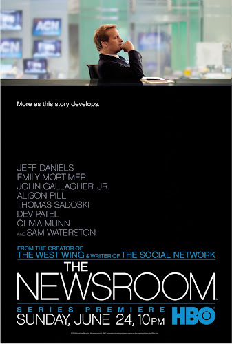The Newsroom Temporada 1 Completa Español Latino