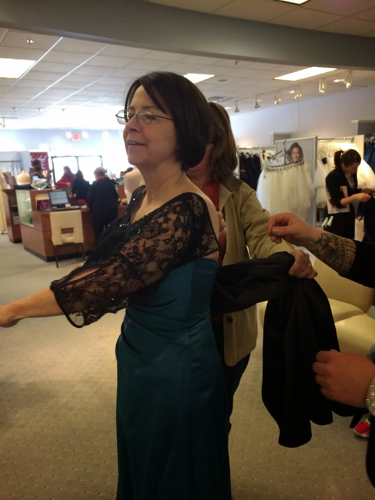 Doeblerghini Bunch: MOB Dresses - Combining Dresses