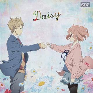 Kyoukai no Kanata ED Single - Daisy