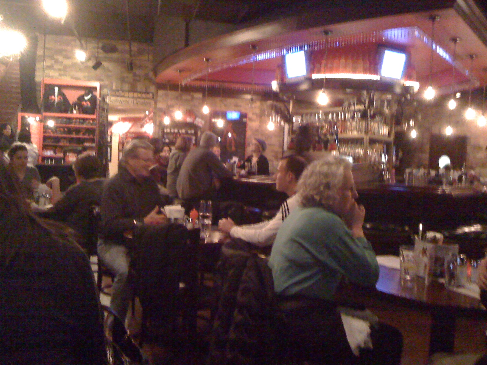 msp musings: dinner at hell's kitchen