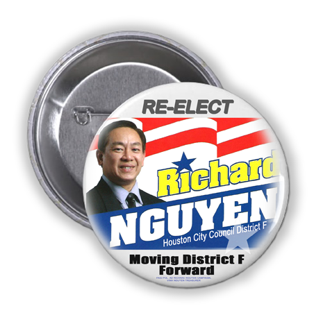 COUNCIL MEMBER RICHARD NGUYEN IS RUNNING FOR RE-ELECTION ON THE 2015 CITY OF HOUSTON BALLOT