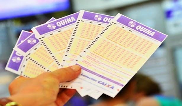 Quina  e Dupla Sena fazem sorteios hoje