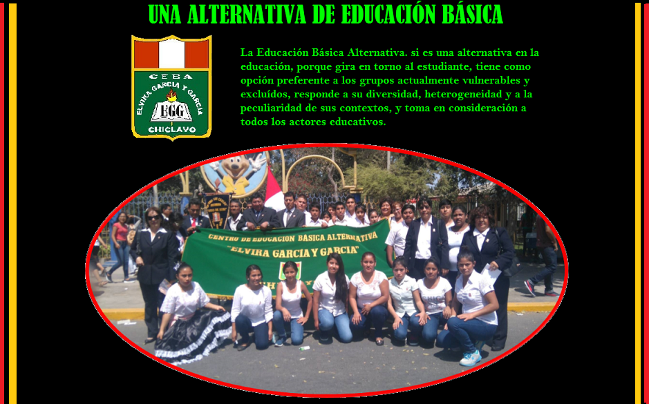 UNA ALTERNATIVA DE EDUCACION BASICA