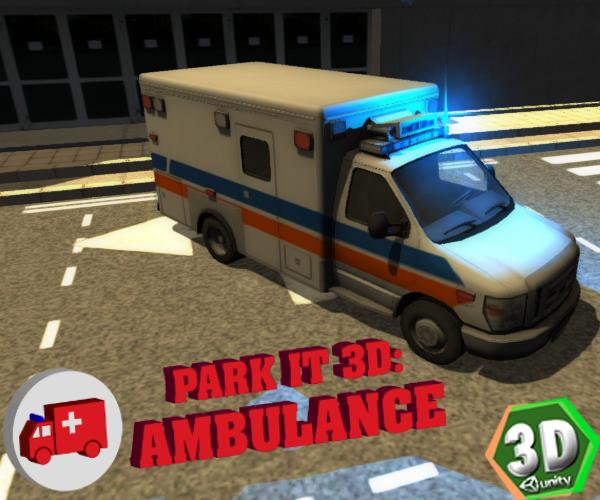 3d Ambulans Parket
