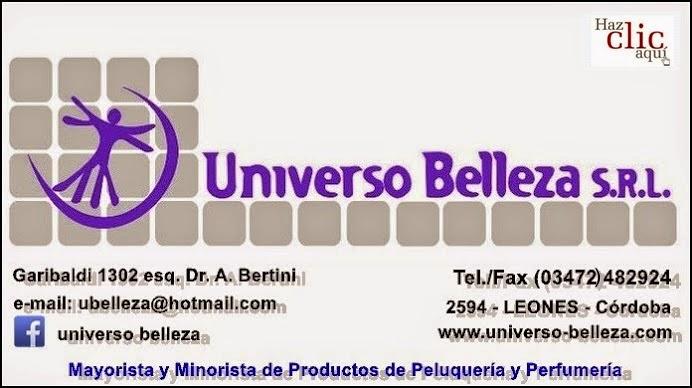 ESPACIO PUBLICITARIO: UNIVERSO BELLEZA S.R.L.