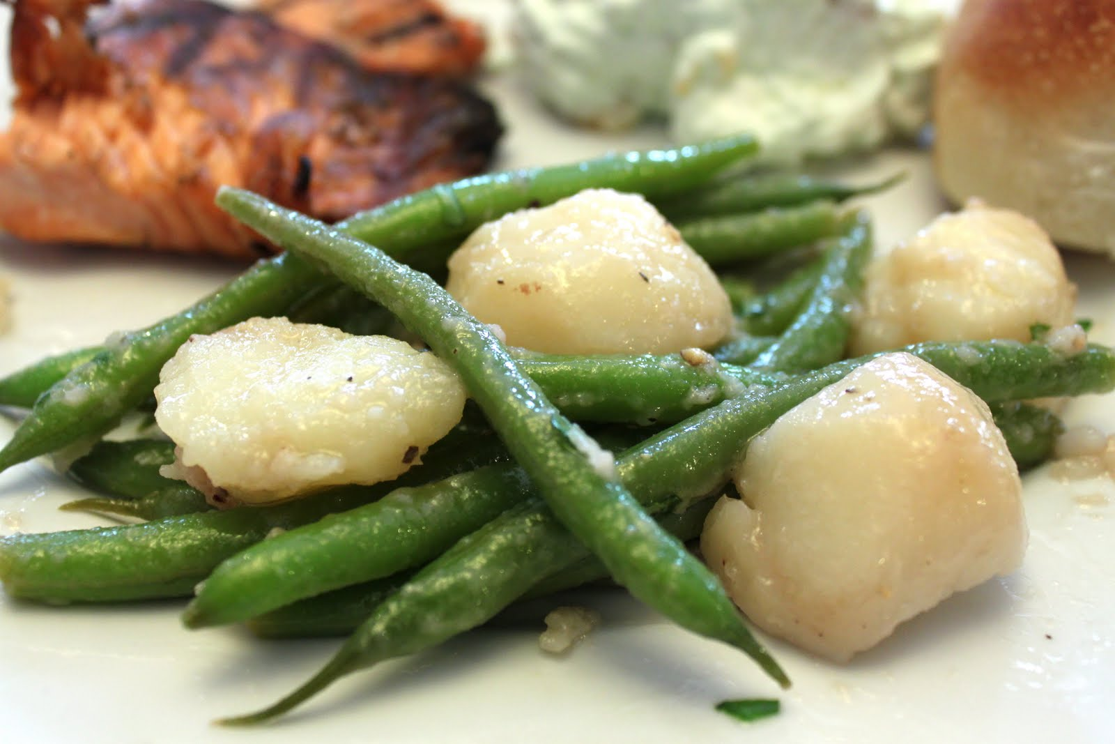potatoes and green beans vinaigrette 1 pound green beans 2 pounds new ...
