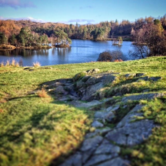 National Trust Tarn Hows near Coniston