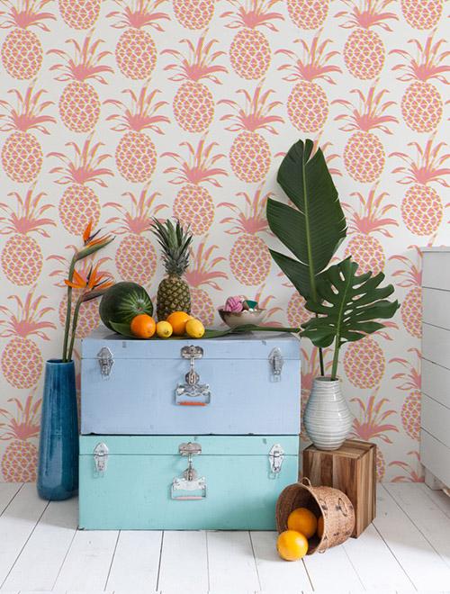 adelphi pineapple wallpaper - photo #19