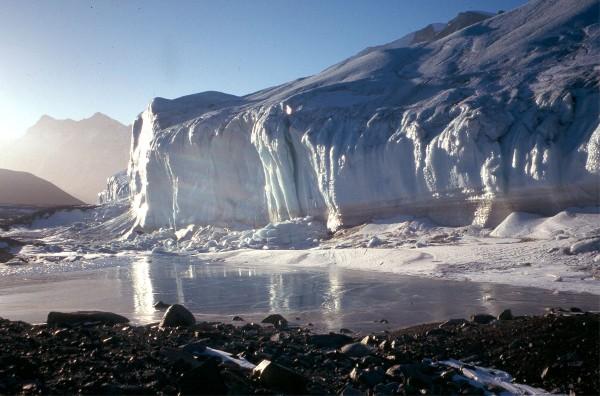 Lembah Kering McMurdo