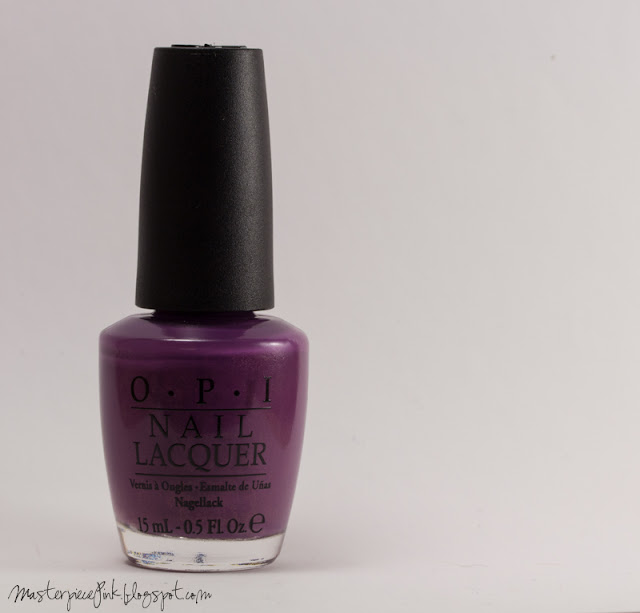 OPI - Dutch 'Ya Just Love OPI