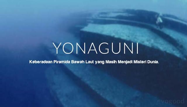 Keberadaan Piramida Bawah Laut yang Masih Menjadi Misteri Dunia.