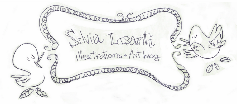 Silvia Lisanti - Art Blog