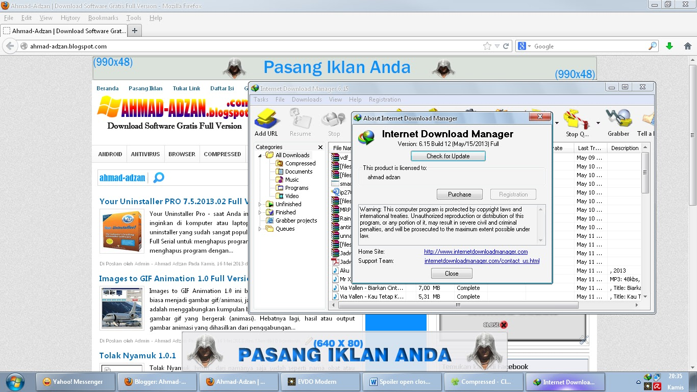 crack internet download manager bagas31