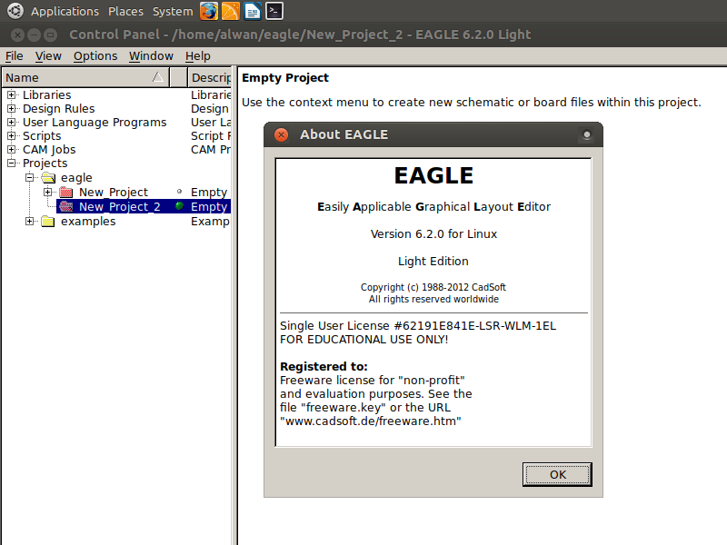 NAMAKU TUX : Linux Desktop, Everyday . .: Download and Install Eagle ...