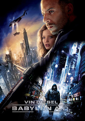 Watch Babylon A.D. 2008 BRRip Hollywood Movie Online | Babylon A.D. 2008 Hollywood Movie Poster