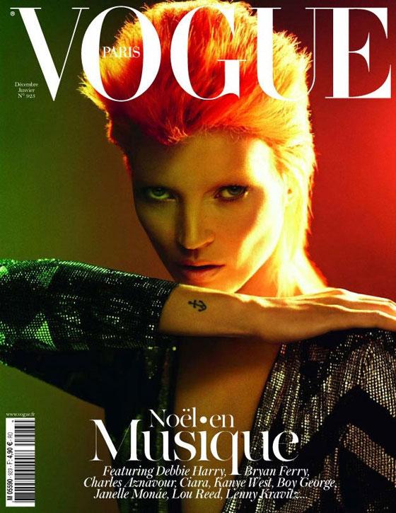 Vogue París diciembre 2011