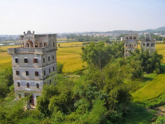 Las Torres de Kaiping