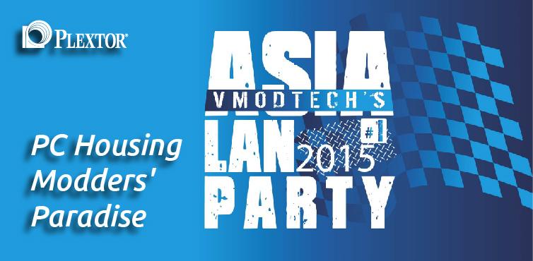 ASIA LAN party 2015