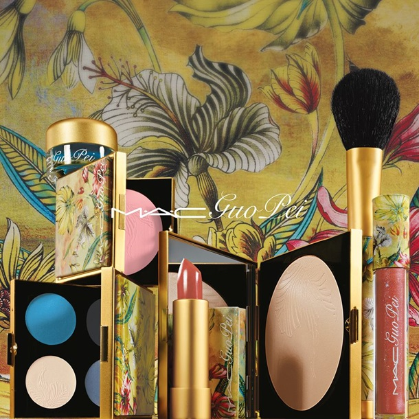 MAC Guo Pei Holiday 2015 Make Up Collection